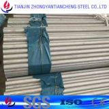 Tubulação de aço inoxidável de tubulação 304 sem emenda com superfície brilhante no preço do aço inoxidável