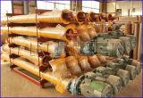 판매를 위한 직경 325mm* 9m 나사형 콘베이어
