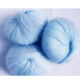 40 nm / 2, 60 nm / 2, 80 nm / 2 seda / Cashmere Blended Yarn