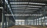 China Precio más bajo Naves de acero de construcción estructura de chasis