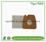 Бумажный мешок пылевого фильтра для вакуумов Юрика mm