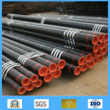 Tubulação sem emenda do carbono A106/A53