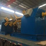 Máquina hidráulica de Uncoiler sin el coche de bobina