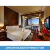 現代木の寝室のホテルの清算人(SY-BS16)
