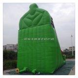 De bonne qualité la glissière gonflable de carcasse de l'usine de Guangzhou