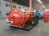 Hot Sale en caoutchouc autoclave / réservoir à pression en caoutchouc avec les normes ASME