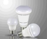 bases da lâmpada E27/E26/B22 da luz de bulbo do diodo emissor de luz Dimmable de 5W Lampada