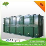 Buen funcionamiento: Tratamiento de aguas residuales subterráneamente combinado para quitar las aguas residuales