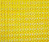 4X4 gesäumtes gemischtes Farben-Gewebe Placemat für Tischplatte u. Bodenbelag