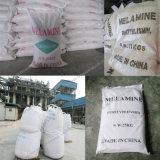 China 99.8% het Poeder van de Hars van het Formaldehyde van het Ureum van de Fabrikant van het Poeder van de Melamine