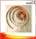 calentador eléctrico flexible del caucho de silicón de 12V 200W 500*50*1.5m m