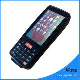 Explorador Handheld sin hilos del código de barras de la terminal 4G Lte PDA de la pantalla táctil del OS del androide 5.1