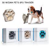Le dernier Tracker GPS 3G WCDMA pour les petits animaux domestiques / Chiens / Chats (V40)