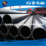 Professionele Plastic HDPE van de Fabrikant Pijpleiding voor Watervoorziening