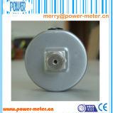 2 '' 50mm het Volledige AchterType van Manometer van de Maat van de Druk van het Roestvrij staal