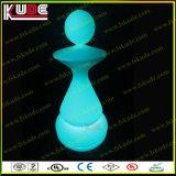 Mehrfarben-LED-Landschaftshelle Farben-Änderungs-Patio-Lampe