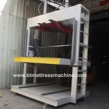 Compresseur de matelas et machine à emballer secondaires de matelas