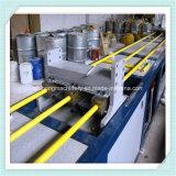 Hecho en el tipo hidráulico máquina de China FRP de la extrusión por estirado para hacer rallar, tubo, viga, barra de hierro en U, Rod