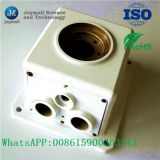 Di alluminio la parte di rifinitura della pressofusione con il rivestimento della polvere