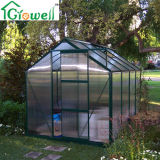 Hobby Walk-in Greenhouse com Polycarbonate Panel (HB709)