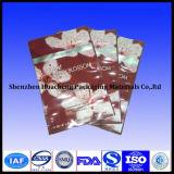 Полиэтиленовый пакет с застежкой -молнией