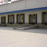 Раздвижные двери длиннего высокого качества срока службы промышленные надземные секционные