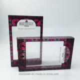 Plástico PVC / PP / animal de embalaje, cajas de cosméticos con UV Impresión