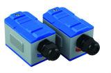 Contatore ultrasonico tenuto in mano Tuf-2000 per acqua, liquido, combustibile ecc
