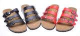 Chaussures à la mode de santal de liège de dames (SDB002Z)
