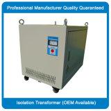 in trasformatore a tre fasi di tensione di isolamento delle azione 0.5kVA-300kVA