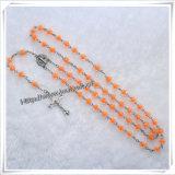 I campioni liberi ed il trasporto libero, rosario di Knoted dei branelli, borda il rosario, (IO-cr067)
