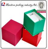Cadre de mémoire en cuir de papier d'étalage de carton d'emballage de montre de cadeau (YS97)