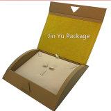 Коробка упаковки подарка ювелирных изделий картона Jy-Jb190