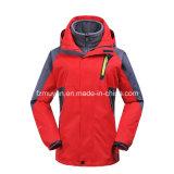 Куртка с куртками втройне внутренними ватки куртки