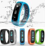 2016新しいオリジナルL12sのスマートな腕時計デザインOLED Bluetooth 3.0時計用バンドSmartwatch