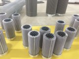 Roestvrij staal 304 de Geperforeerde Pijp van het Omhulsel voor het Ontwateren van de Kuil van de Stichting