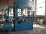 macchina di vulcanizzazione di gomma in opposizione 80t/macchina di vulcanizzazione della pressa/macchina di vulcanizzazione di gomma pressa del piatto con l'unità in opposizione