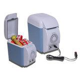портативный миниый холодильник автомобиля 7.5L
