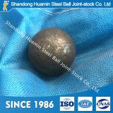 Unzerbrechliche reibende Stahlkugeln für Grube ISO9001 ISO14001