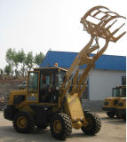 1200kg、Saleの0.6m3 Bucket Capacity Front Loaders Low Price