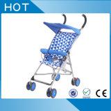 O peso leve EVA ajustável roda o Pram do bebê feito em China