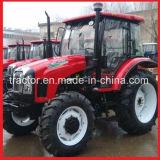 Fotma FM1004tの100HPによって動かされるトラクター、4WD農業トラクター