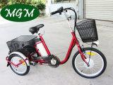 Трицикл 20 дюймов электрический для грузов