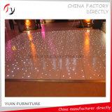 Pavimentos de dança de madeira móveis removíveis do casamento (DF-21)