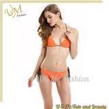 Onlineverkaufs-Badeanzug-Frauen-brasilianischer Bikini-reizvoller Bikini mit Gefäß-Oberseite
