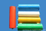 Зевака ролика транспортера PU Wearproof/ролик полиуретана для ленточного транспортера