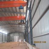 빨리 콩고를 위한 Prefabricated 강철 구조물 작업장을 설치하십시오