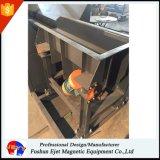 Separador de alumínio não-ferroso dos tampões e dos anéis da corrente de redemoinho para flocos plásticos (do ANIMAL DE ESTIMAÇÃO)