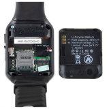 Téléphone intelligent à la mode de montre de Bluetooth avec l'appareil-photo (GV08)