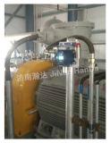 Alarme de gaz industrielle fixe de détecteur de gaz B2h6 avec l'Afficheur LED